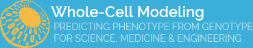 Whole-Cell Modeling Logo